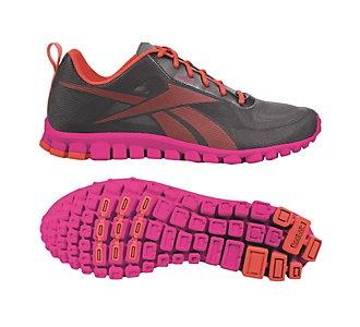 Reebok^ Women s RealFlex Scream Running Shoe   Scheels