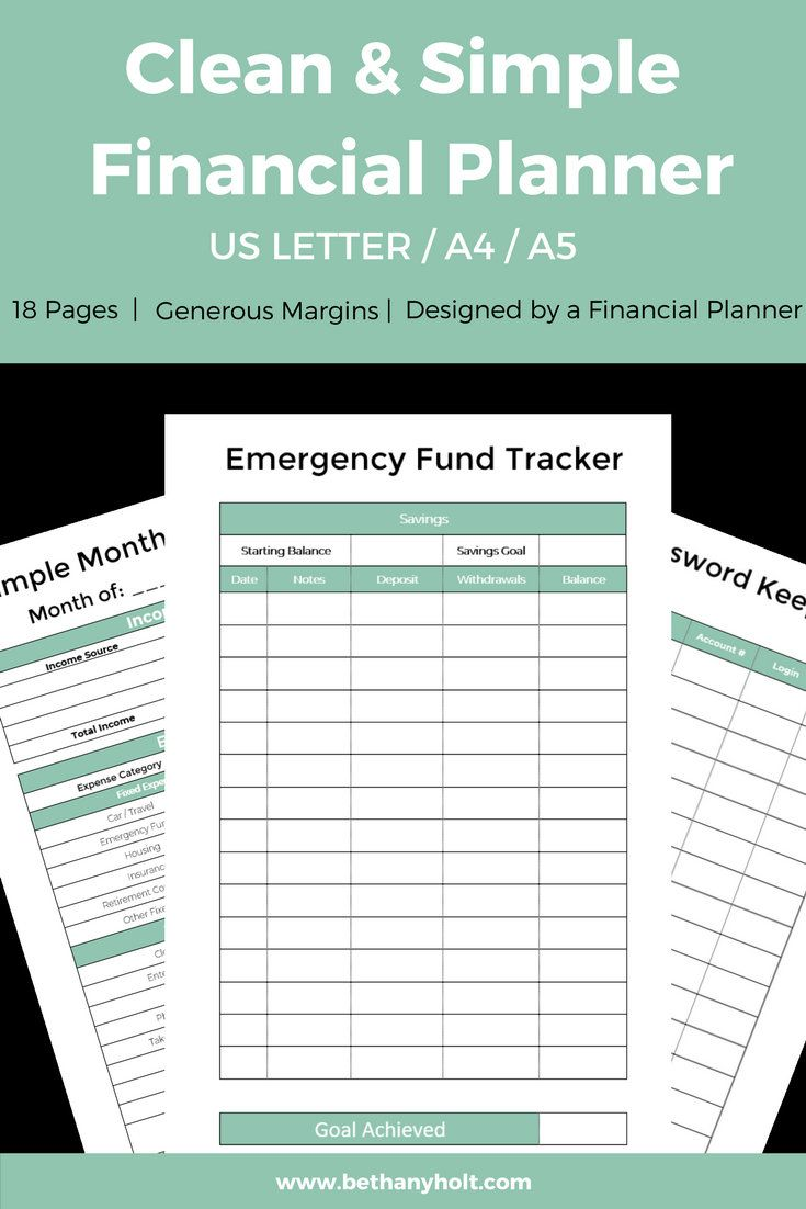 planner financial budget printable budget planner budgeting