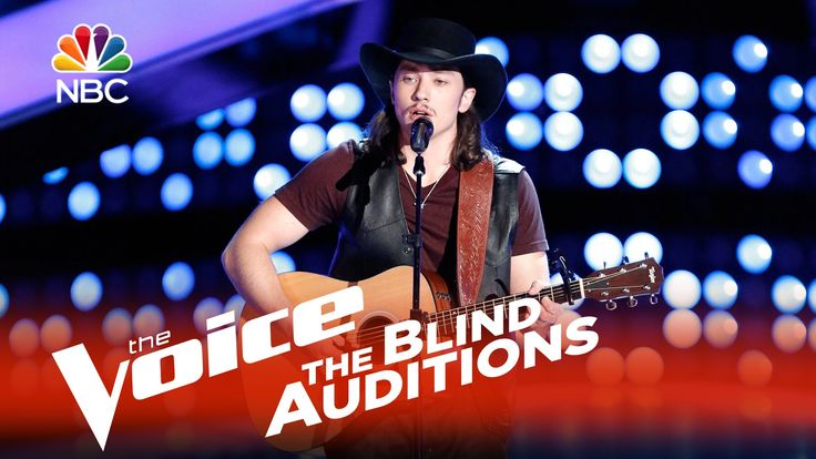 "In his blind audition, Cody Wickline turns four chairs with his take on the country classic ""He Stopped Loving Her Today."" » Get The Voice Official App: http..."