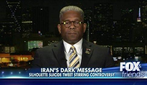 Allen West: Iran's top ayatollah 'mocking, embarrassing' the US with dark Obama tweet