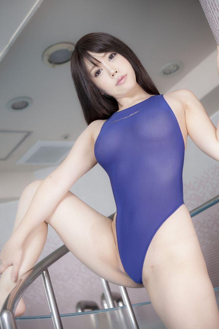 Sexy asian leotard