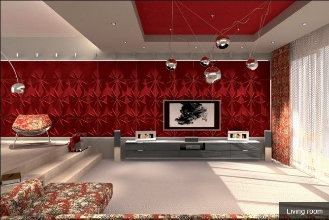 """An exquisite living space created by the visual effects of our """"Meldal"""" design."""
