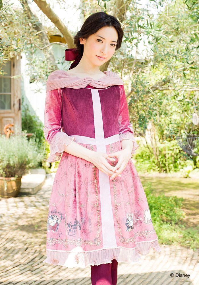 神田沙也加さん着用♡NEW Disney Collection☆ Secret Honey by Honey Bunch Official Blog
