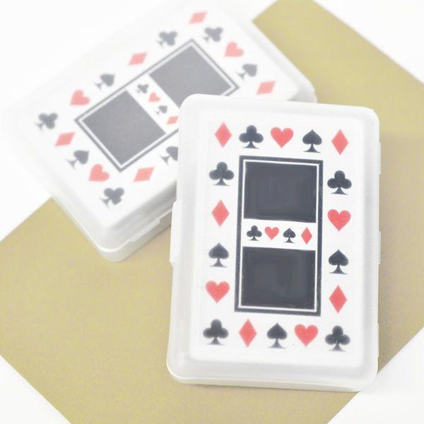 DIY Blank Playing Cards