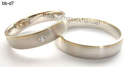 1000+ ideas about Ehering Schmal on Pinterest  Ehering gold silber ...