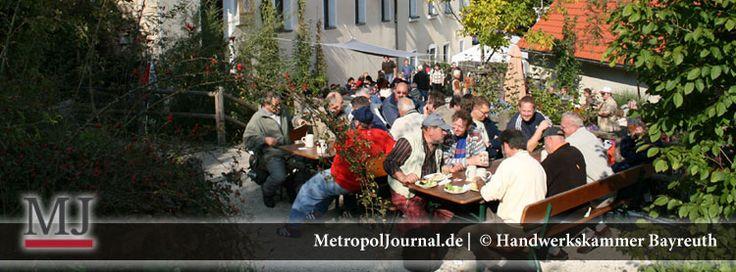 (BT) Sommer, Sonne, Biergarten: Bierland Oberfranken meldet Besucherrekord - http://metropoljournal.de/?p=9193