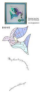 Irisvouwen: Dove