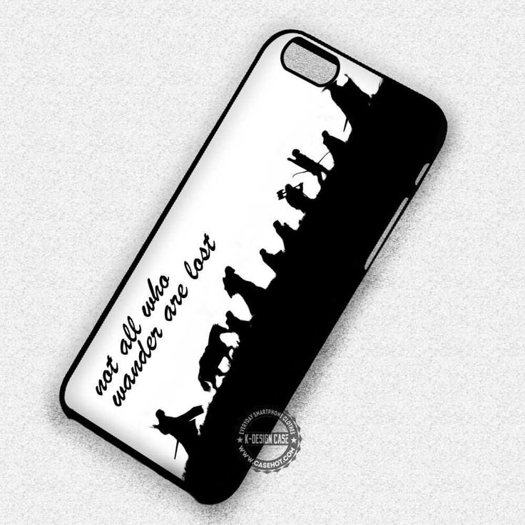 Wanderlust Fellowship JRR Tolkien - iPhone 7 6 5 SE Cases & Covers #movie #thehobbit #quote #iphonecase #phonecase #phonecover #iphone7case #iphone7 #iphone6case #iphone6 #iphone5 #iphone5case #iphone4 #iphone4case