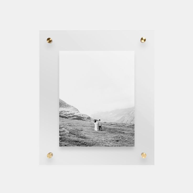 An ideal accent to any wall, the Float Frame touts effortless style with its…