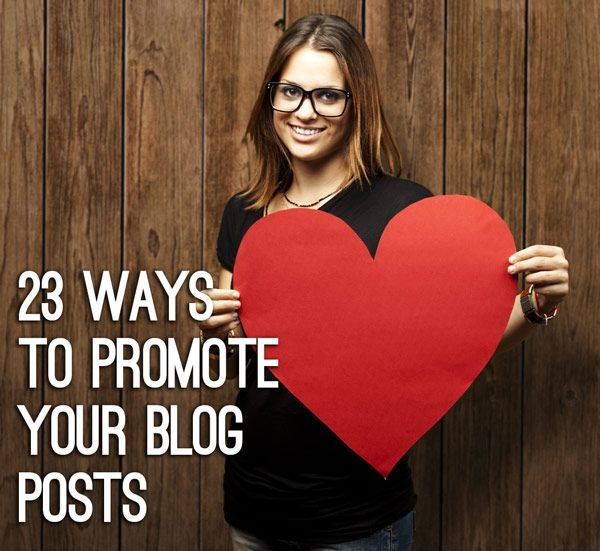 Writing posts is only part of growing your blog. Here are 23 ways you can grow your blog now.