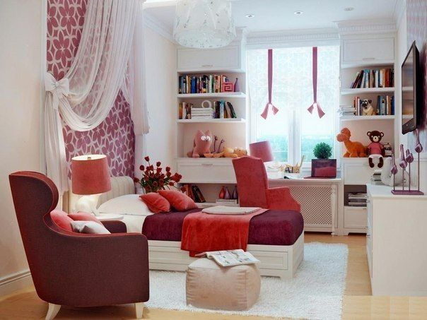 Bedroom For Young Woman