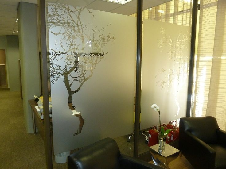 Why we think frosted glass office partitions are a great idea http://goo.gl/ZVaqe8