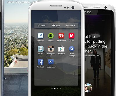How to Get Facebook Home for Any Android Device