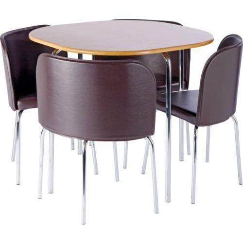 Hygena Amparo étkező garnitúra Tölgy - Angol Bútor Diszkont - Minőségi Bútorok