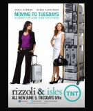 Rizzoli & Isles - S3 (2012) - Poster USA