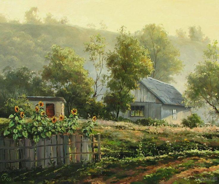 картины художника Игоря Ропяника
