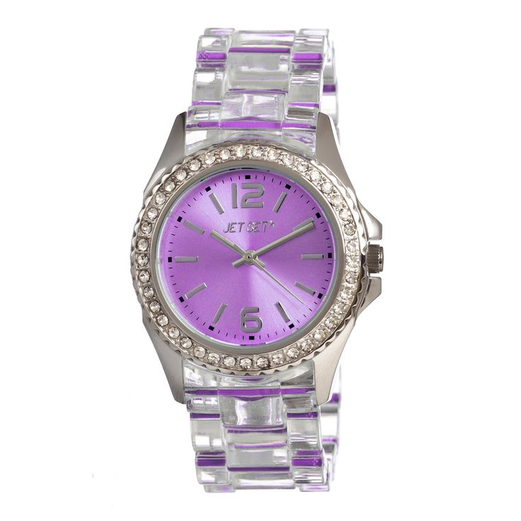 I don't own a purple watch and this would be the one for me! Fab.com | Candy Womens Purple