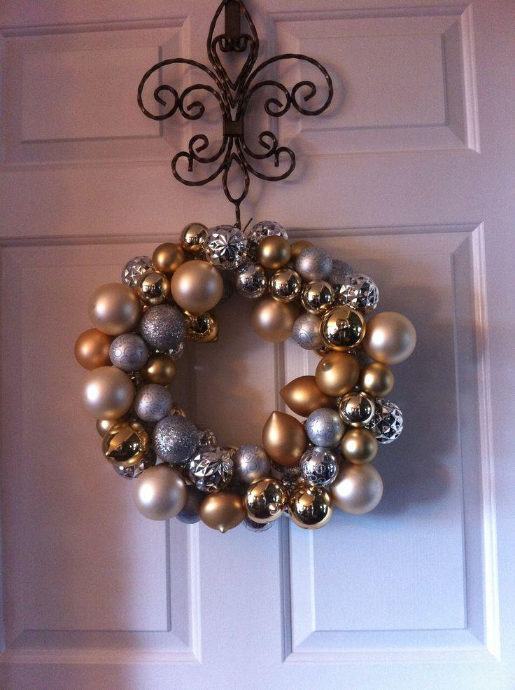 Christmas Wreathe ... DIY