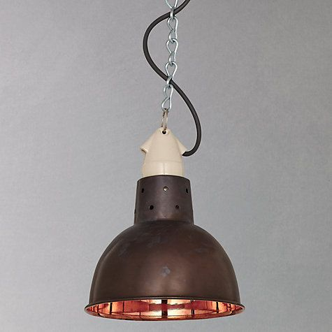 Buy Davey Lighting Spun Reflector Copper From Our Ceiling Range At John Lewis