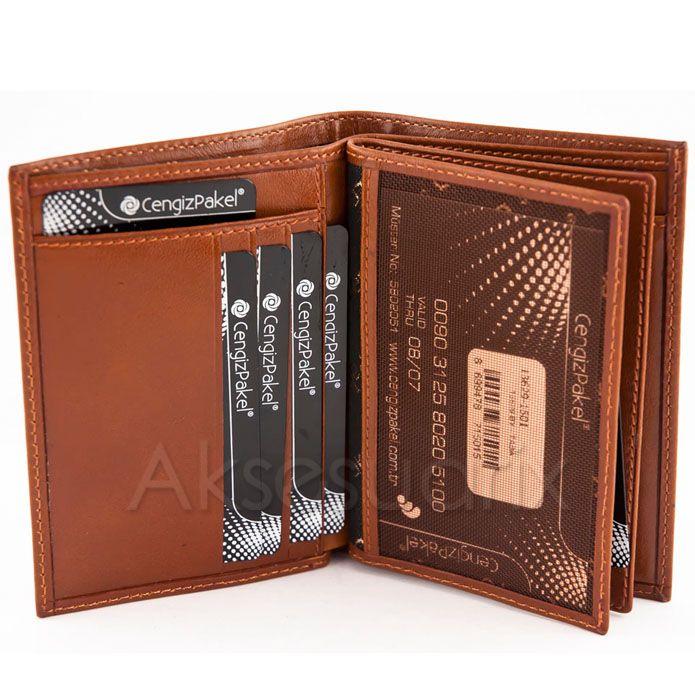 CENGİZ PAKEL model cüzdanlar profesyonel el işçiliği ve %100 deri ile buluşan estetik bir tasarıma sahiptir.   Doğanın sunduğu cömertliğe yakışır hale getirilerek beğeninize sunulumaktadır.  Çok kullanışlı ve trend tasarım cüzdanlar kendiniz ve sevdikleriniz için..  Dikkat çekici ve özgün modelleriyle şıklığınızı tamamlayıcı  Cengiz Pakel cüzdanlar  aksesuarix.com ' da