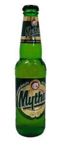 Biere Mythos en bouteille 330 ml