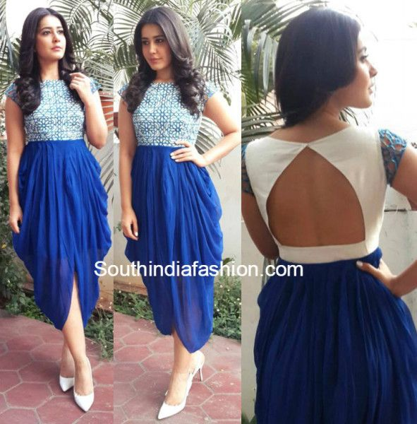 Raashi Khanna in Sonali Srivastav photo