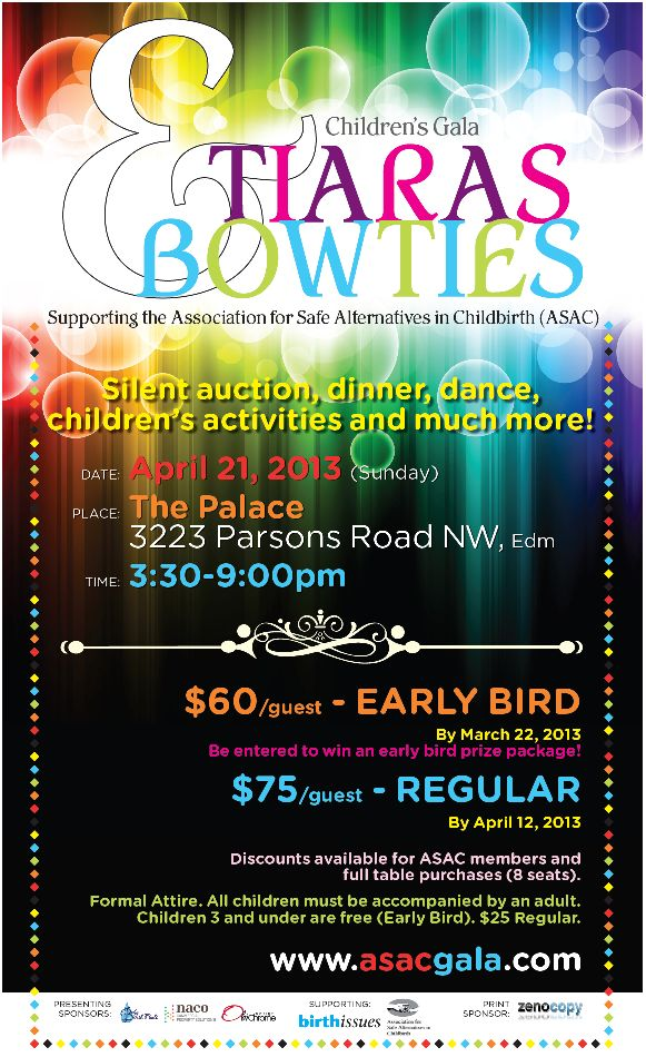 ASAC Children's Fundraiser Gala