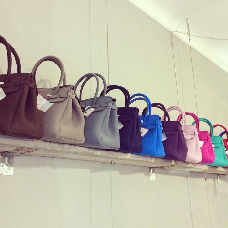 ICON SAVE MY BAG | My bags. Bags. Color grouping