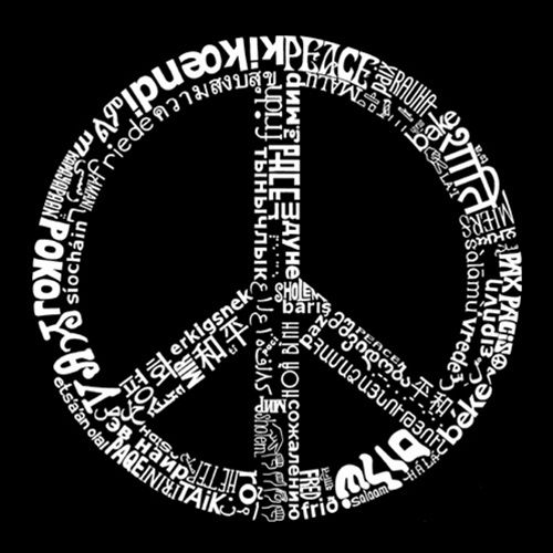 the word peace in different languages | ... languages description created using the word peace in 77 different