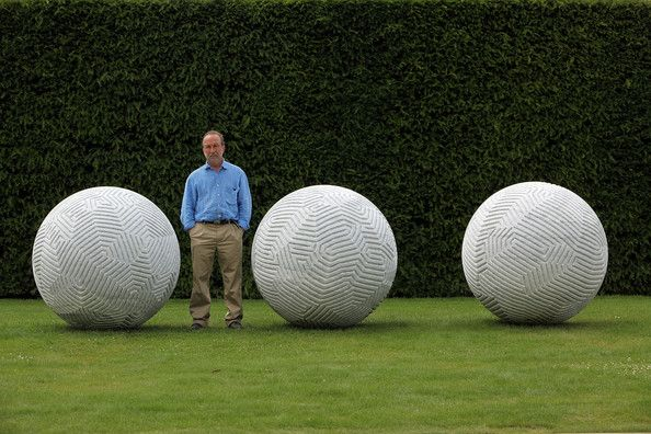 Peter Randall-Page Unveils His Most Extensive Exhibition To date - Pictures - Zimbio