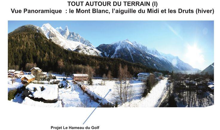 Chamonix Ski Leaseback with 360° view