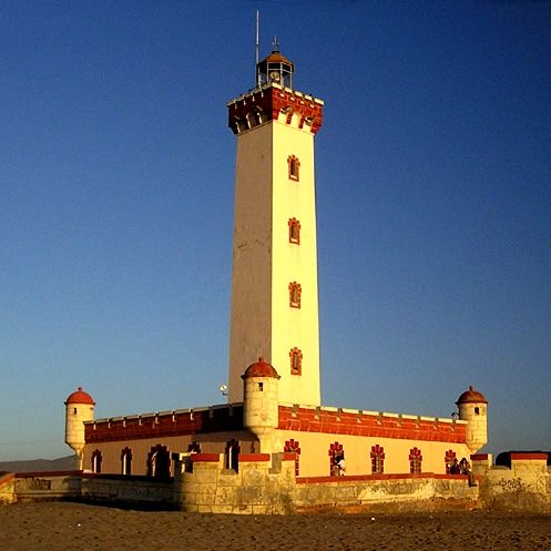 La Serena Lighthouse (South Pacific) [La Serena, Coquimbo Region, Chile]