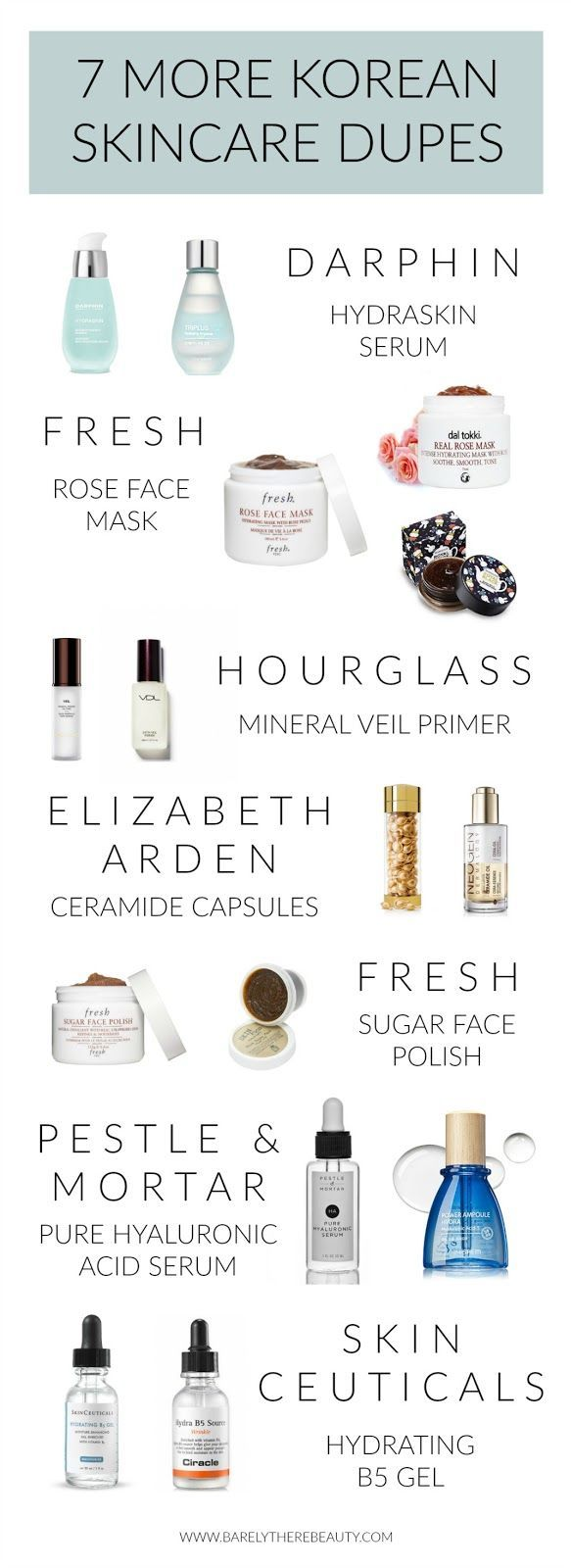 KOREAN SKINCARE DUPES <BR> FOR HIGH END FAVOURITES #2 | Barely There Beauty - A British-Korean Beauty & Lifestyle Blog #koreanskincare
