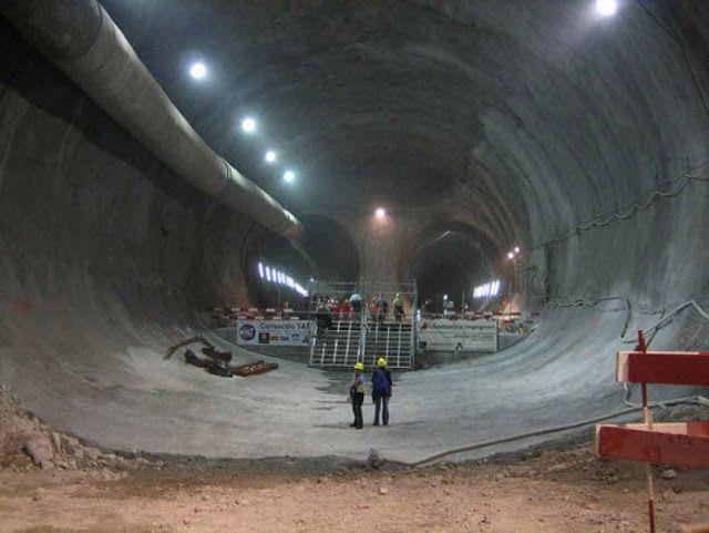 Scream World Now: Tunelurile din Bucegi duc către panoul de siguranț...