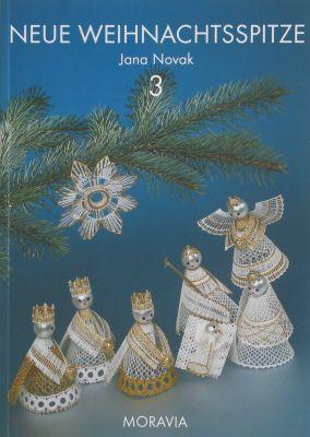 Neue Weihnachtsspitze - christmas lace
