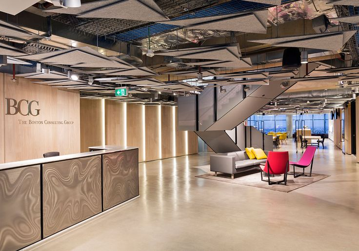 Carr design group the boston consulting group sydney for Design consultancy boston