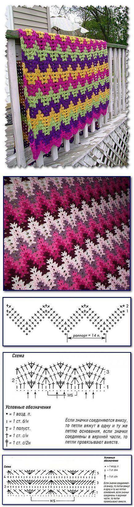 152 best Handarbeit images on Pinterest Crochet patterns - gardinen für küche