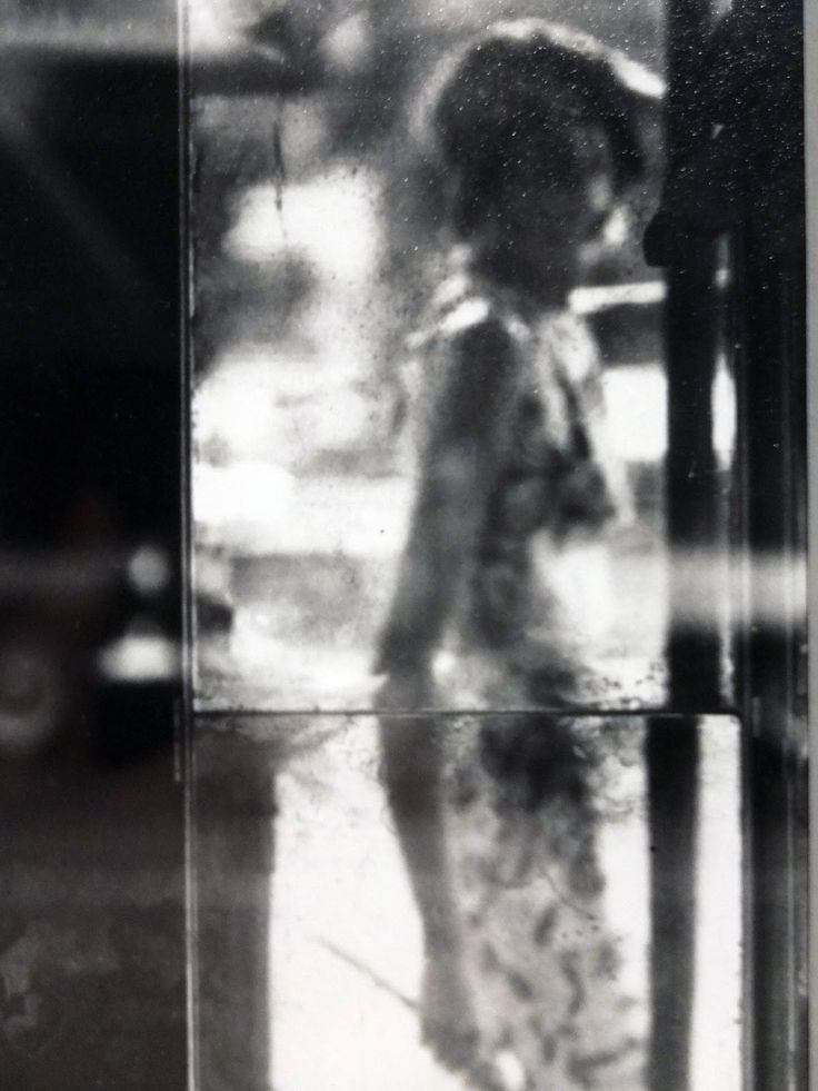 Saul Leiter...on the outside looking in