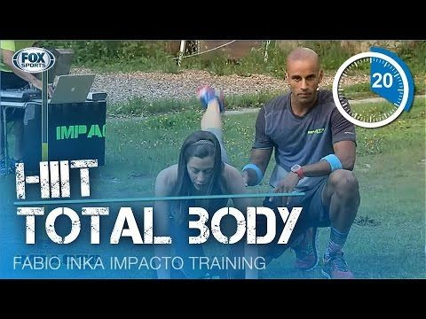 HIIT TOTAL BODY - Fitness Tutorial Workout