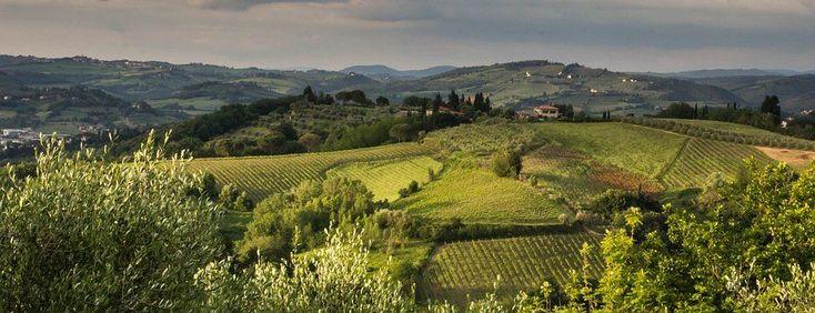 Tuscany, Italy, Landscape, Holiday
