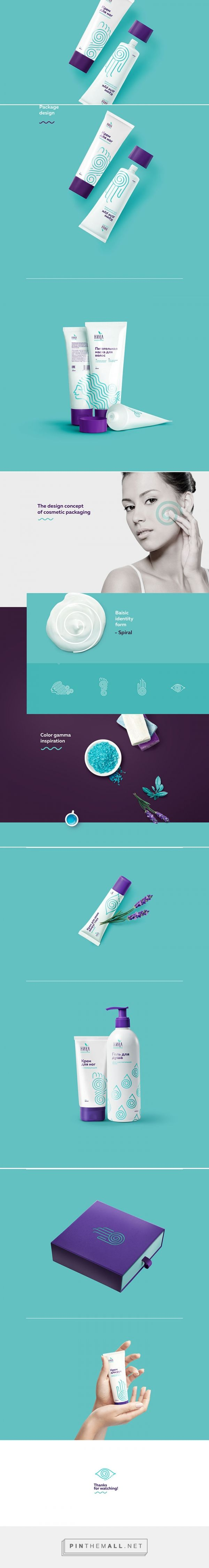 Nika / Cosmetics designed by Rustam Usmanov