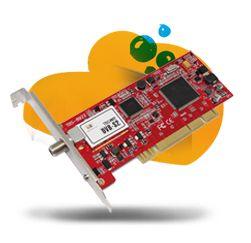 TBS8922 DVB-S2 TV Tuner PCI Card-- Digital Satellite TV Tuner Card for PC