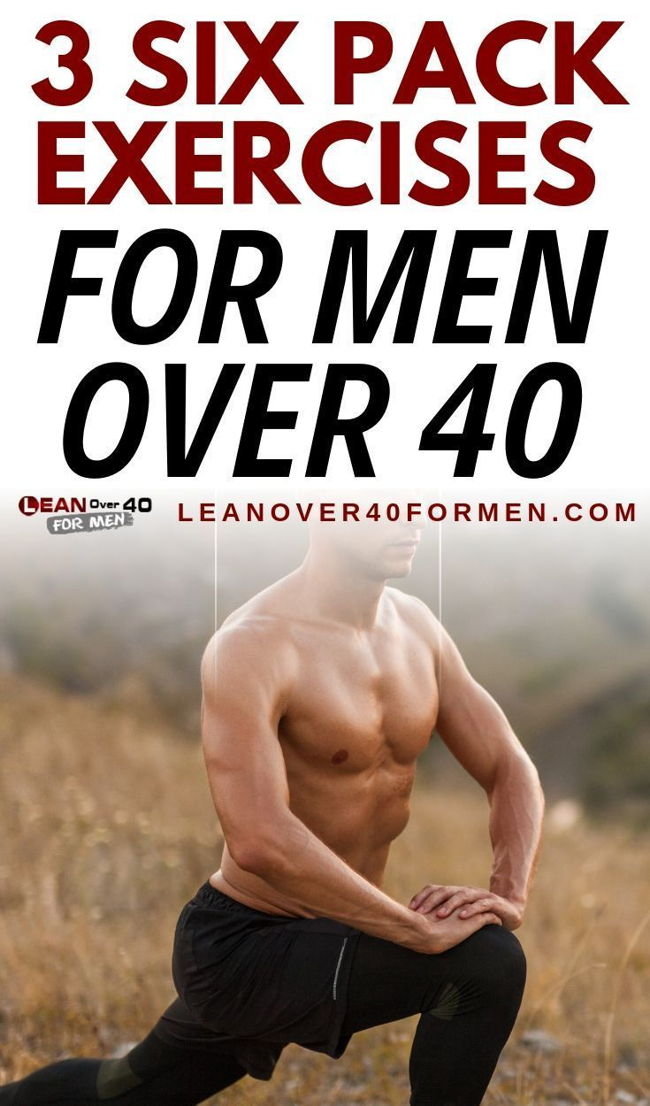 diet and exercise plan man over 50