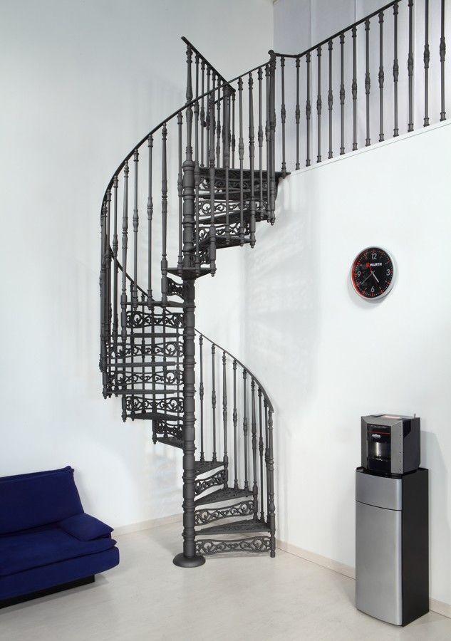 Die besten 25+ Wendeltreppen Ideen auf Pinterest Wendeltreppe - ideen moderne designtreppen individuellen wohnstil