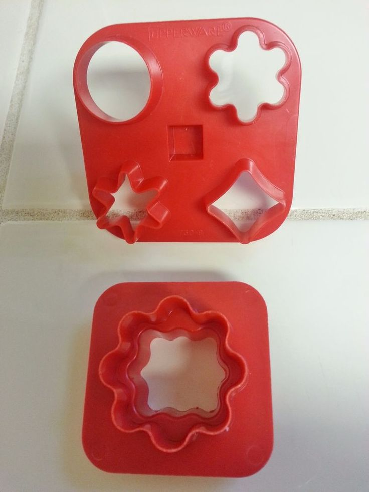 132 best images about tupperware finds on pinterest for Mini canape cutters