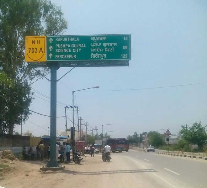 Ending the three-year-long controversy over the four-laning of the National Highway 703-A, connecting Jalandhar with Kapurthala, the Ministry of Road Transport and Highways has approved the project and asked the Public Works Department (PWD), National Highways (NH), to submit a detailed project report on the same. http://thepunjabnews.in/news/relief-for-sports-industry-as-wait-for-nh-4-laning-ends-jalandhar-with-kapurthala- #punjabnews #punjab #news #government