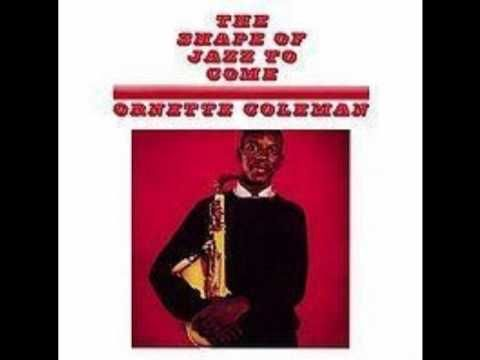 "Ornette Coleman  ""Lonely Woman""  Album: The Shape Of Jazz To Come  Released: 1959  Length: 5'02""  Wikipedia: http://en.wikipedia.org/wiki/The_Shape_of_Jazz_to_Come"