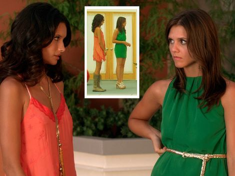 The lying game by far the best dressed tv actresses