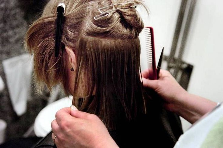 Du kan få smukt og sundt hår, hvis du er opmærksom på din kost. (Foto: Sofia Wraber)