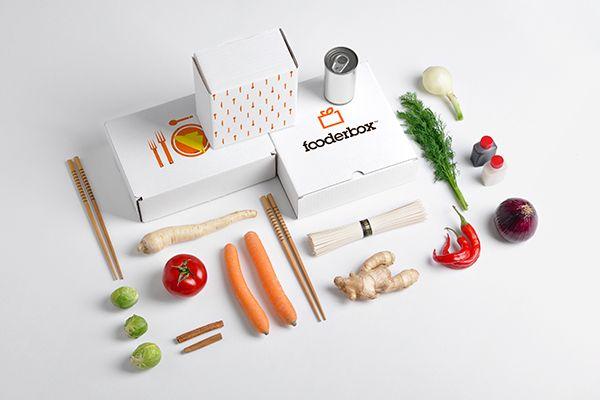 FooderBox on Behance